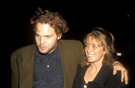 Leila George's parents' Vincent D'Onforio (father) and Greta Scacchi (mother) were in a romantic relationship from 1989 to 1993.