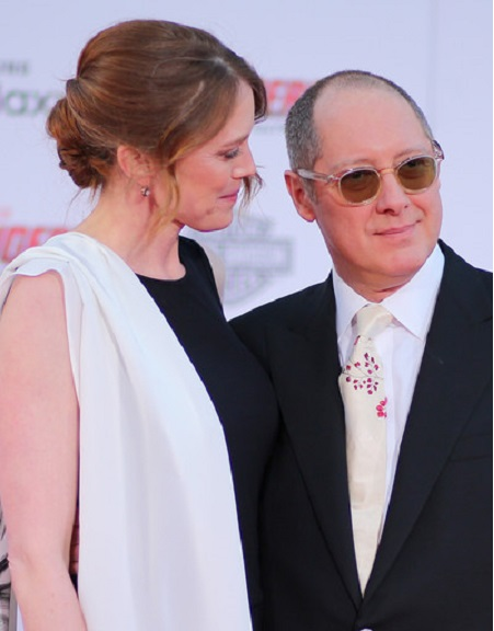 Leslie Stefanson and James Spader Has Been Dating Eachother Since 2002
