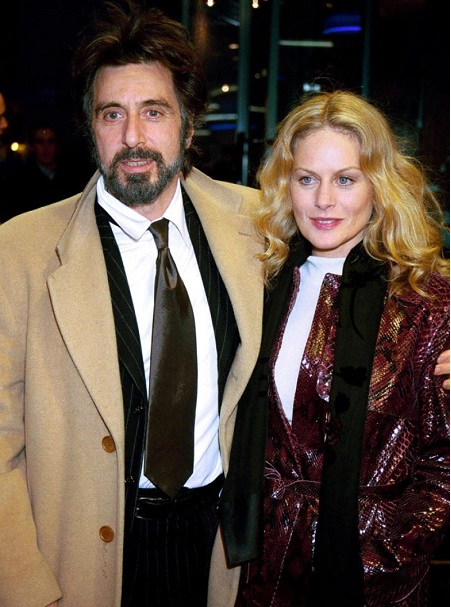Al Pacino and Beverly D'angelo Were Together For Nearly Seven Years