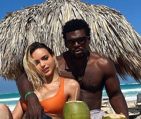 Lisa Ramos and her fiance, Christian Wade enjoyed her birthday trip to Punta Cana, Dominican Republic.