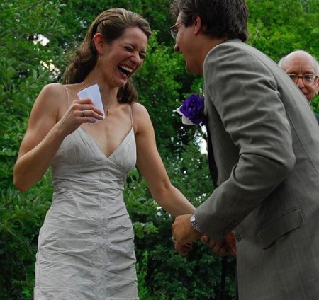 Kate A. Shaw and Chris Hayes are married since July 14, 2007.