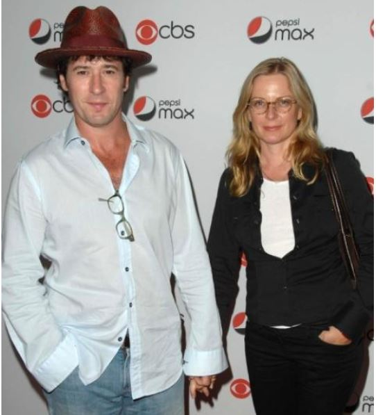Debbon Ayer husband, Rob Morrow