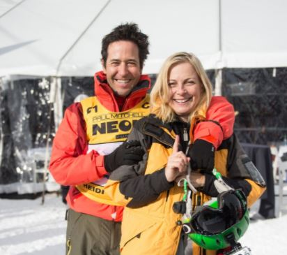 Rob Morrow spouse Debbon Ayer