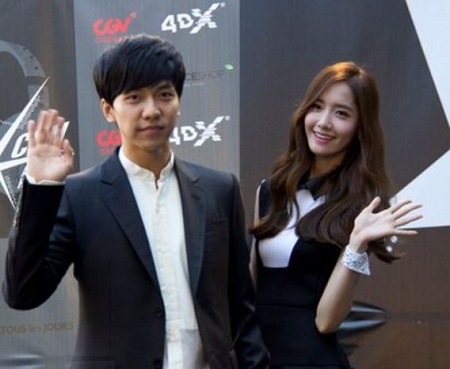 Im Yoona-ah previously dated a South Korean singer, actor, Lee Seung-gi.
