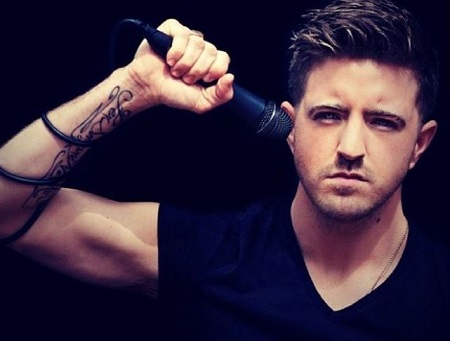 Billy Gilman is an openly gay country music singer from Rhode Island, USA.
