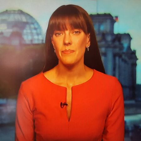 Hill became the Berlin reporter for the BBC in 2014