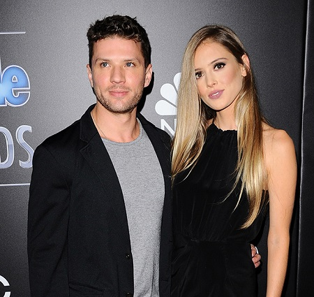 Ryan Phillippe And Paulina Slagter Split in 2016 After On and Off For Five Years