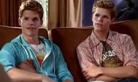 Charlie Carver and Max Carver on Desperate Wives