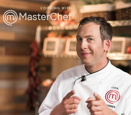 The Italian/American Luca Manfe is the winner of Master Chef season 4.