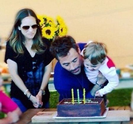 Exton Elias Downey's Celebrating His Birthday With Parents, Robert Downey, Jr. and Susan Downey