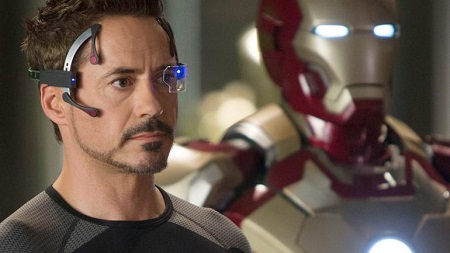 Robert Downey, Jr. Played The Role of Iron Man in the Marvel Films