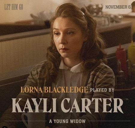 Kayli Carter as Sadie Rose in Godless