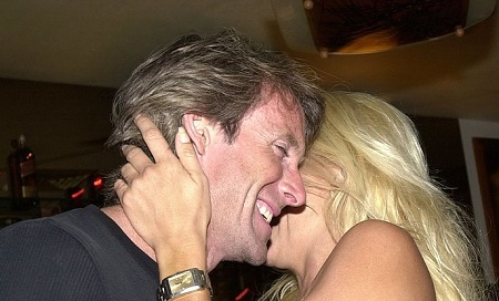 Lisa Dergan and Her Ex-Boyfriend, Michael Bay