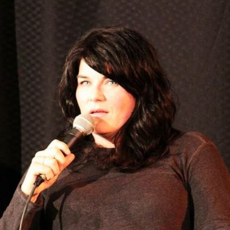 Karen Kilgariff was an addict but has recovered Image Source: JV CLUB