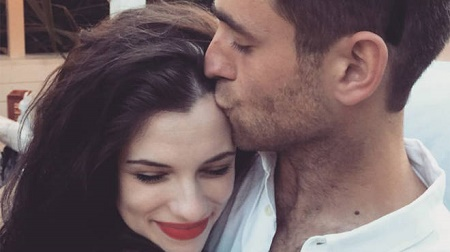 Oliver Jackson-Cohen And His Seven Years Of Girlfriend, Jessica De Gouw