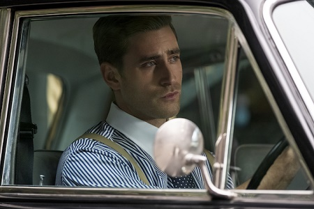 Oliver Jackson-Cohen on The Haunting of Bly Manor