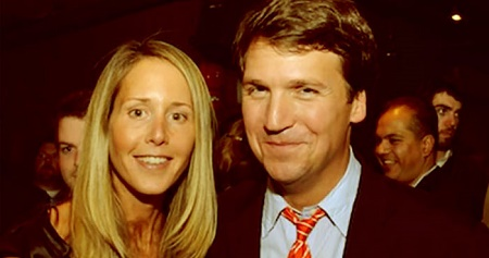 Tucker Carlson Married Life with Susan Andrews