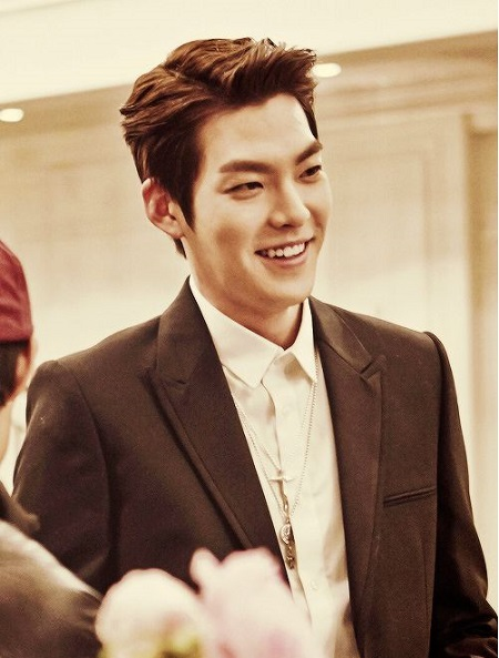 Kim Woo-bin as Choi Young-do on The Heirs