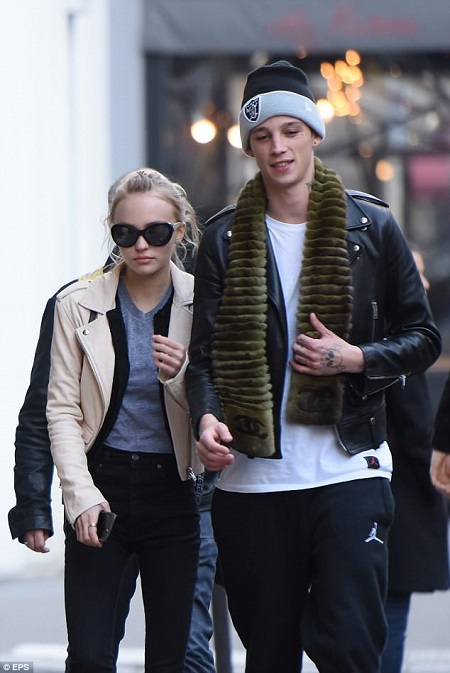 Lily-Rose Depp and Ash Stymest Calls Quits After Two Years Of Love Romance