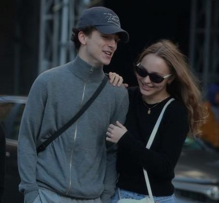 Lily-Rose Depp and Timothee Chalamet Are Spilt In 2020