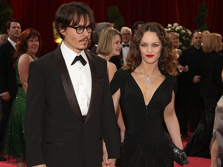 Johnny Depp and His 14 Years of Former Partner, Vanessa Paradis