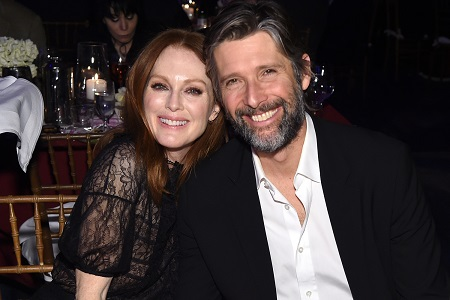 Bart Freundlich and Julianne Moore Marital Relationship