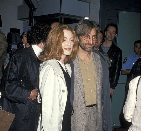 Julianne Moore and Her First Husband, John Gould Rubin
