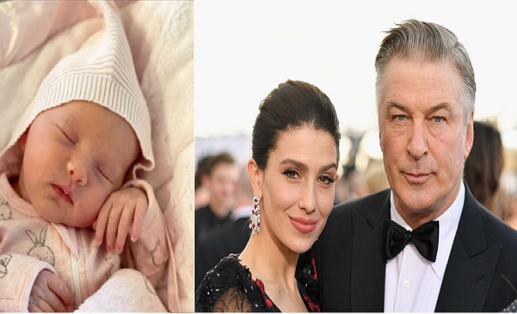 Alec Baldwin Welcomes Sixth Baby With Wife Hilaria Baldwin