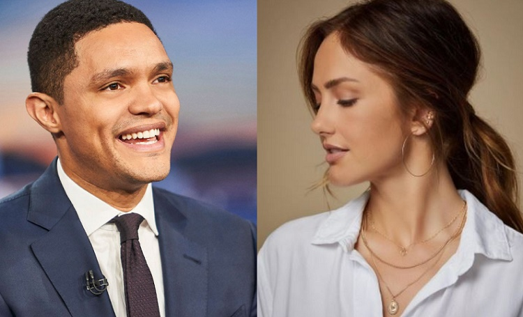 Break Up Of Trevor Noah and Minka Kelly After Private Love Romance