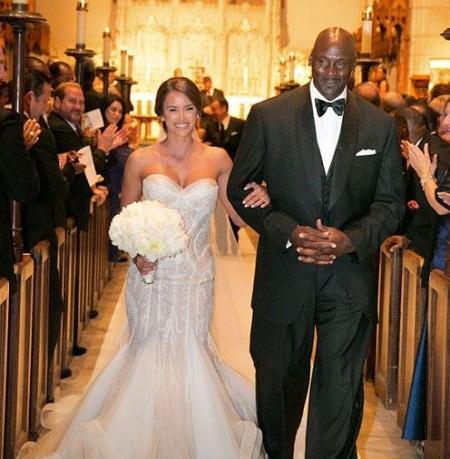 Yvette Prieto shared twin daughters with Michael Jordan.