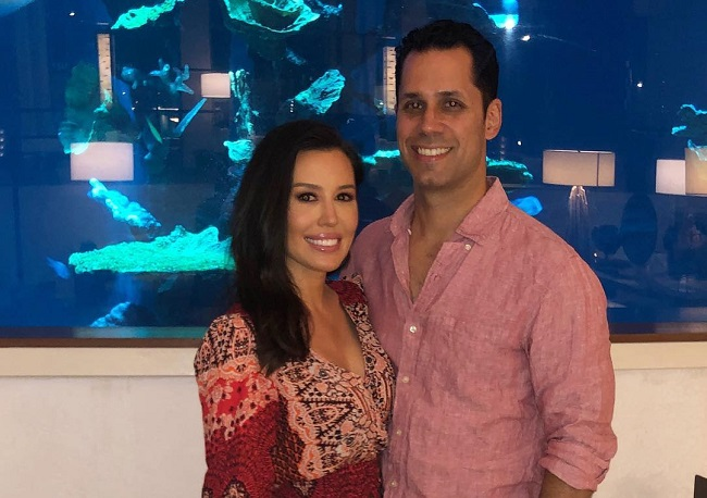 Leslie Lopez & Husband Michael Boos Married Life