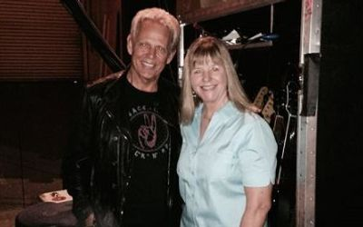 Fact about Susan Felder, Don Felder's ex-wife