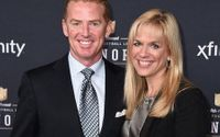 Jason Garrett and Brill Garrett Married Life
