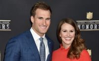 Julie Hampton, Kirk Cousins' wife Married Life