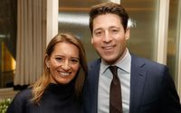 Tony Dokoupil And Katy Tur Married Life since 2017