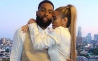 Odell Beckham Jr. and Lauren Wood Relationship Status